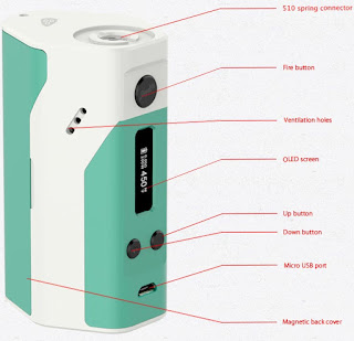 Highly Recommend Wismec Reuleaux RX200