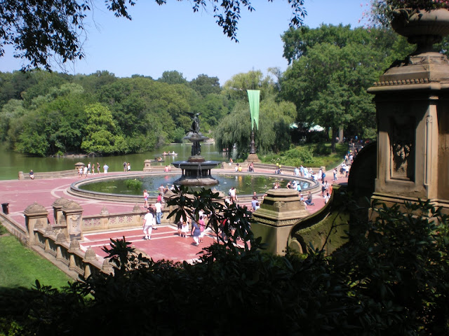 Central Park, New York City - copyright Anya Wassenberg