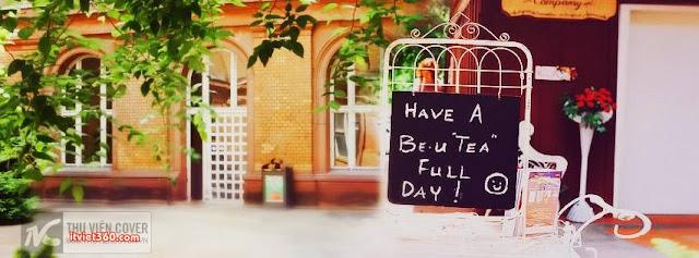 ảnh bìa Facebook đẹp nhất, cover FB hava a beautiful day