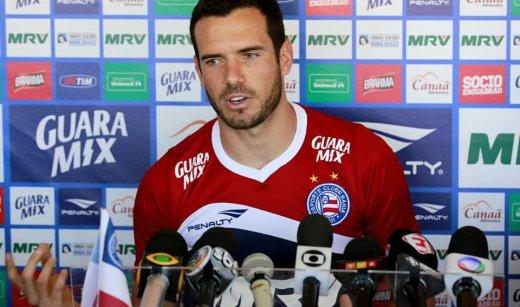 Lucas Fonseca concedeu entrevista coletiva