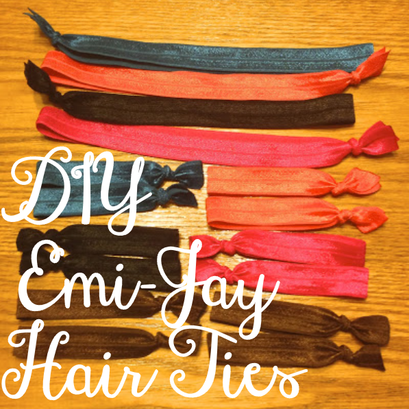 You Got Personal Emi Jay Hair Tie Tutorial