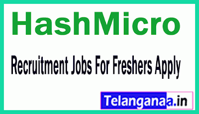 HashMicro Recruitment Jobs For Freshers Apply