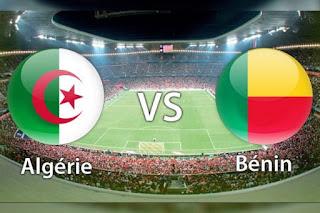 مشاهدة مباراة الجزائر وبنين بث مباشر بتاريخ 16-10-2018 تصفيات كأس أمم أفريقيا 2019