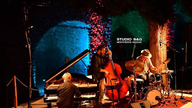 Με τζαζ δωματίου στο Παλαμήδι έληξε το 27ο Μουσικό Φεστιβάλ Ναυπλίου (βίντεο)