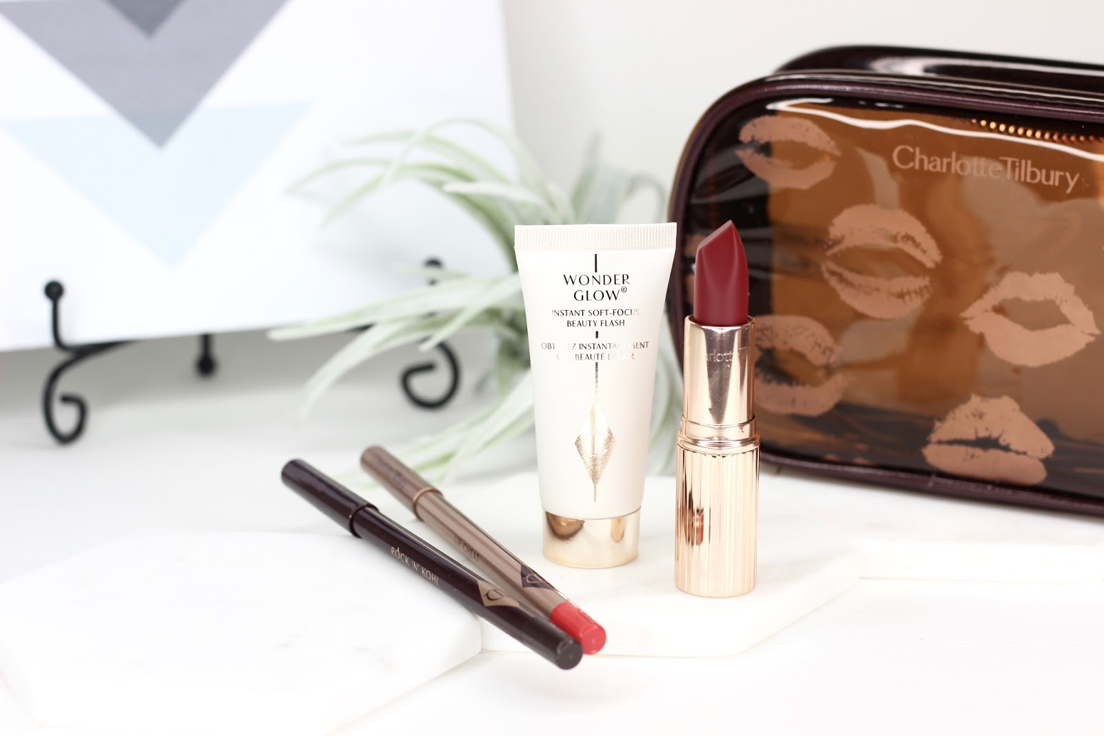 Charlotte Tilbury Quick N easy set