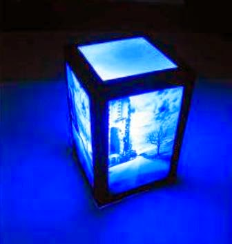 Cara membuat lampu lampion sederhanaKreasi dan Kerajinan