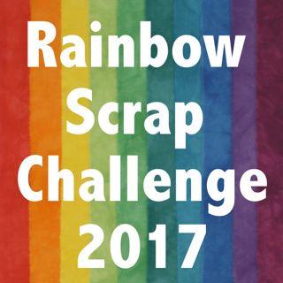 Rainbow Scrap Challenge 2017