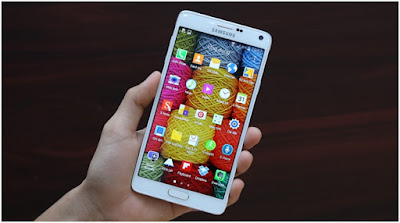 có nên mua Samsung Note 4 Hàn cũ