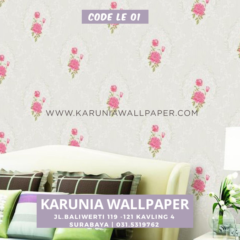 harga wallpaper dinding per rol
