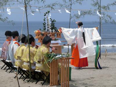 鎌倉海開き