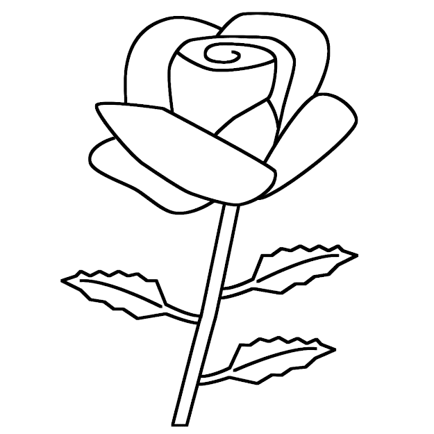 Download Coloring Pages Roses Coloring Pages Rose Coloring Page Mothers  Day Download Coloring Pages