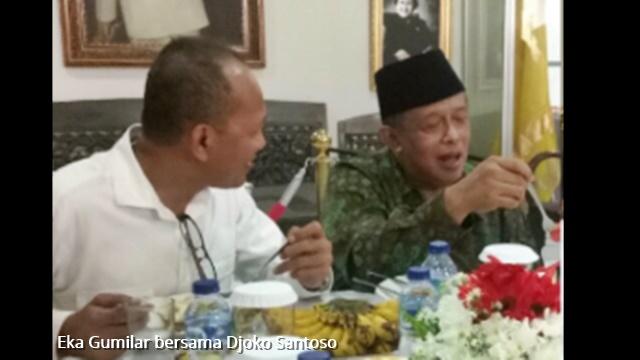 Gabung Tim Pemenangan Nasional Prabowo-Sandi, Eka Gumilar: Ini Medan Perjuangan Besar