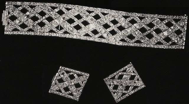 Diamond Bandeau Tiara Isabelle Orleans Countess Paris France