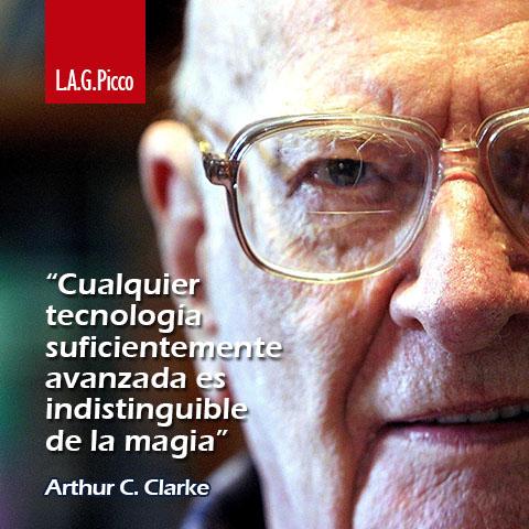 Frases de Arthur C. Clarke
