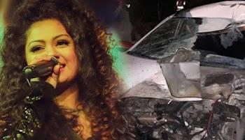 दिल्ली की मशहूर पॉप गायिका शिवानी भाटिया की  सड़क हादसे  में मौत हो गई