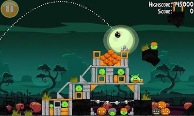 لعبة Angry Birds Classic مهكرة للأندرويد، لعبة Angry Birds Classic كاملة للأندرويد