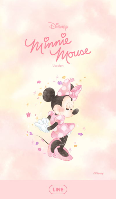 Minnie Mouse: Fantastic Flowers