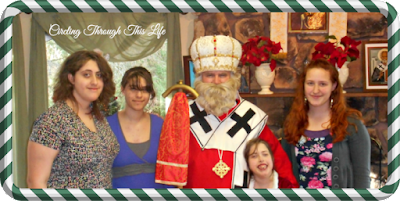 My Four Daughters on St. Nicholas Day: D is for Daughters