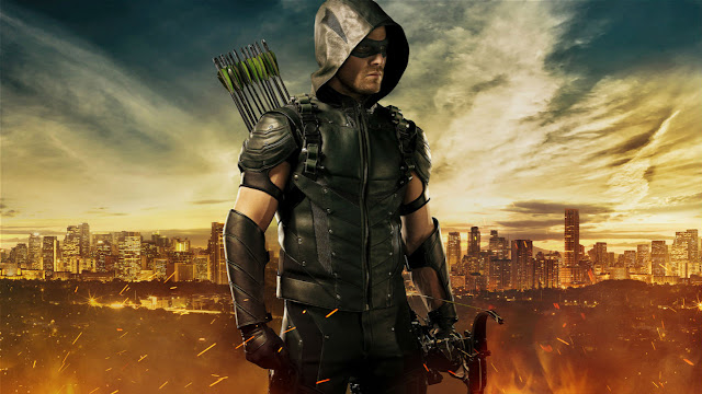 ARROW SAISON 4 AVIS