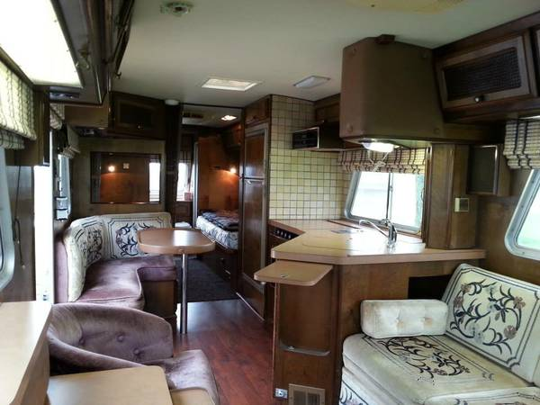 Used Rvs 1983 Apollo Rv 33 Foot For Sale By Owner