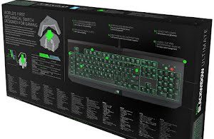 Razer BlackWidow Ultimate Elite Mechanical Gaming Keyboard