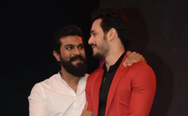 Ram Charan to produce Boyapati's next with Akhil Akkineni