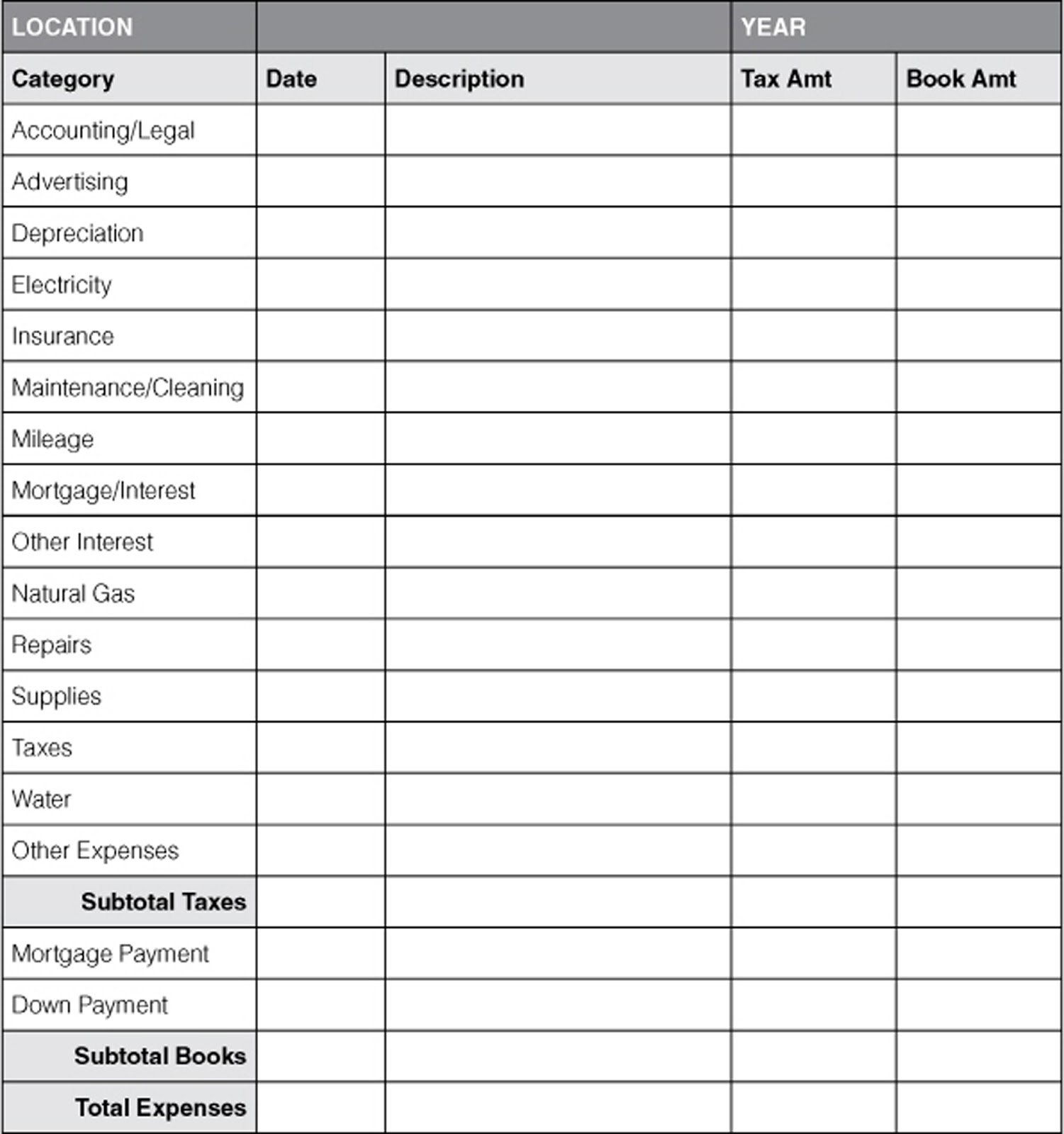 Accountant Lamp Picture: Accounting Ledger Worksheets