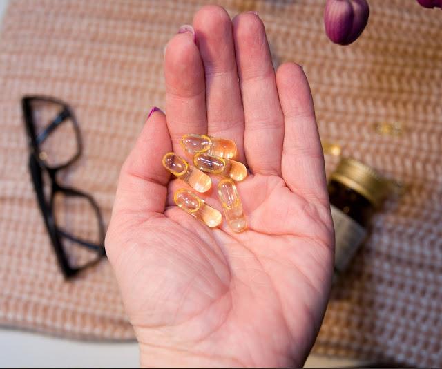 olejek z wiesiołka monokoncentrat opinie kapsułki