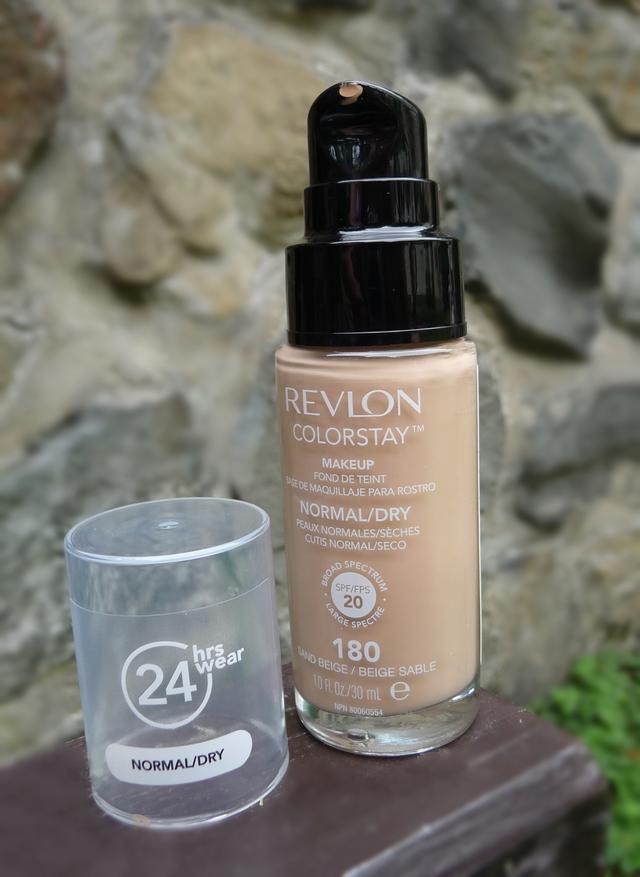 REVLON COLORSTAY MAKEUP normal/dry recenze everythin-kate