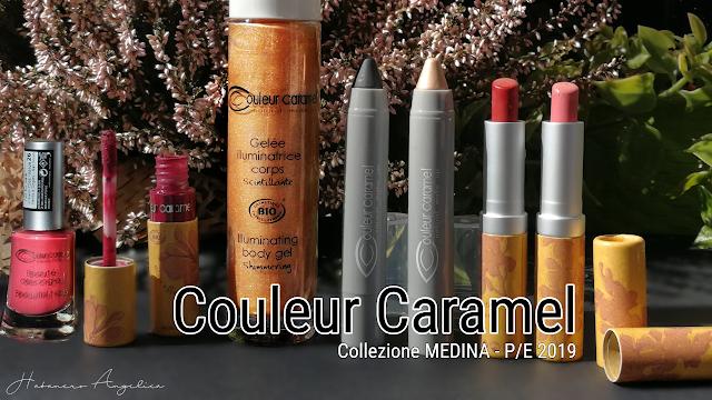 Nuova collezione make-up Couleur Caramel Medina Primavera estate 2019