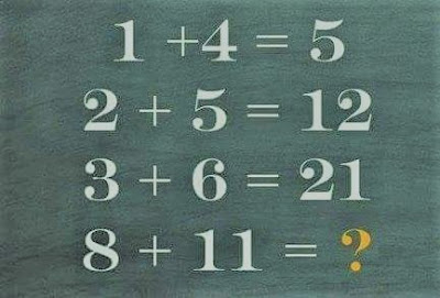 Math Brain Teaser