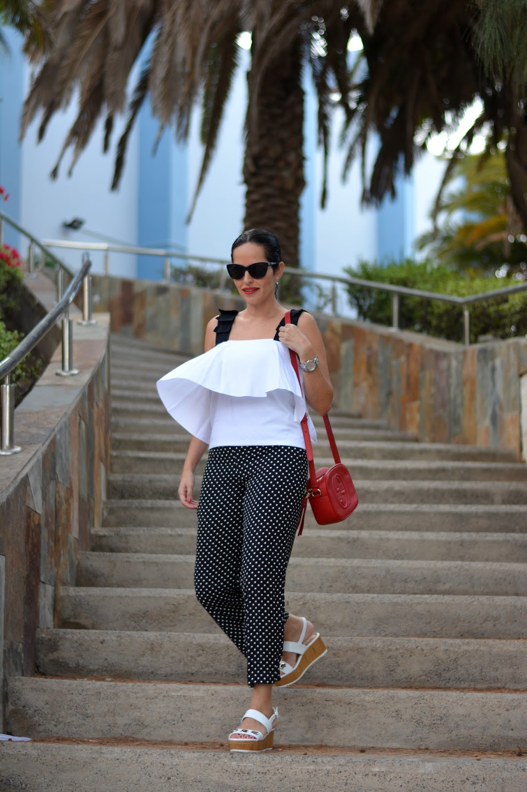 zara-polka-dots-outfit-daily-looks