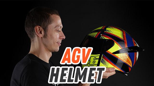 Daftar Harga Helm AGV