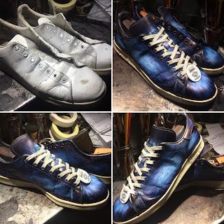 adidas,patine,paulus bolten,paris, bleu klein