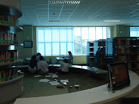 Wah..Modernnya Perpustakaan IT Telkom