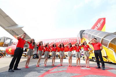 Vietjet Air đã có 1 năm thành công