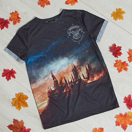Primark Harry potter camisetas niños