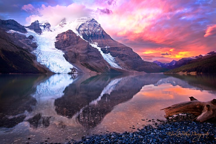 Unspoiled Nature and High Peaks in Mount Robson Provincial