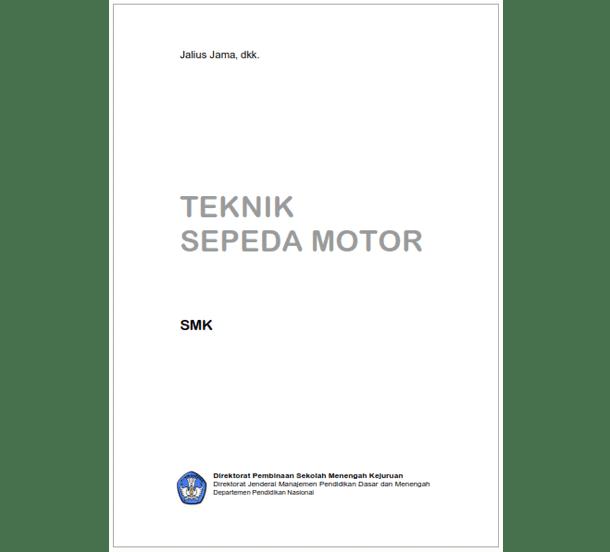 Buku SMK Teknik Sepeda Motor