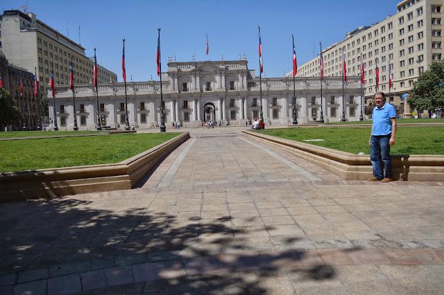 Şili Başkanlık Sarayı