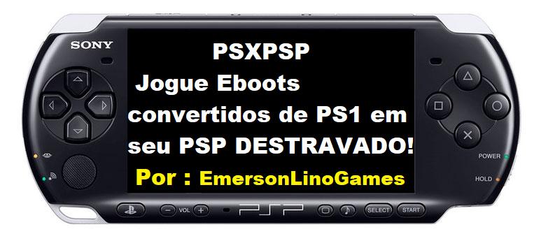 PSP CONVERTIDOS PARA BAIXAR VIDEOS