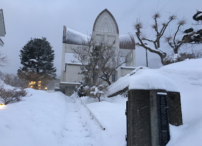 函館 聖ヨハネ教会