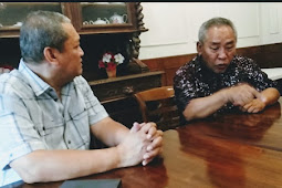 Temui  Guru Besar Peternakan Unram, HBK Diskusi Soal Pengembangan Pertanian Terintegrasi