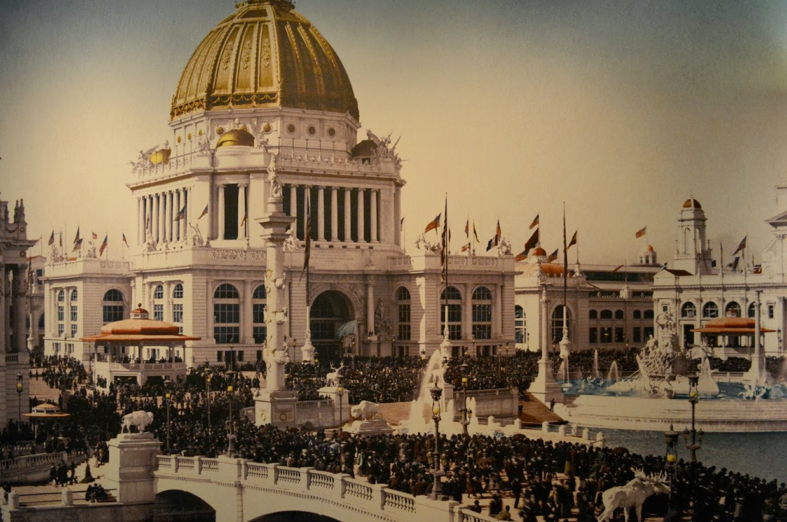 Out Like a Lamb - Chicago's 1893 World's Fair |Worlds Fair 1893