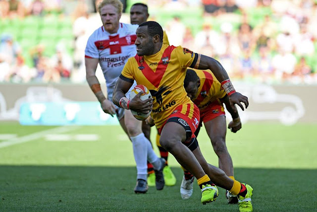 Great Britain Lions to play PNG Kumuls in 2019 Southern Hemisphere Tour