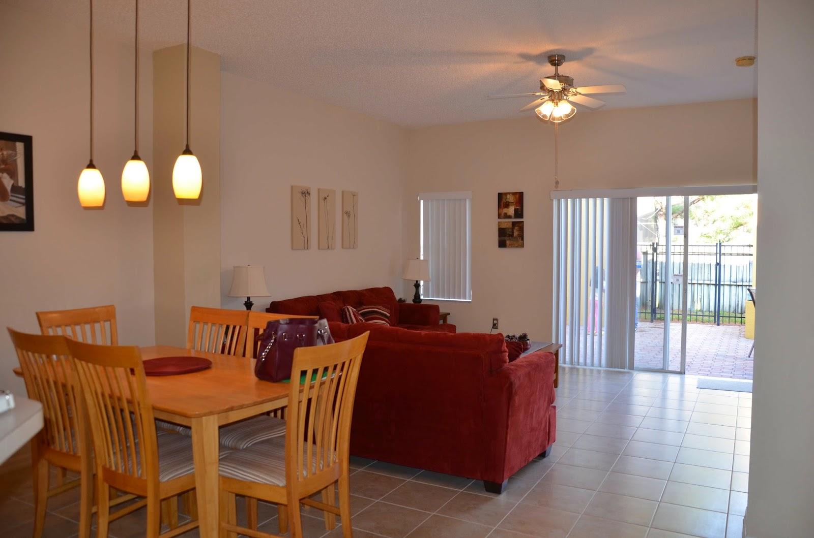 Sala de estar Casa Terra Verde Resort
