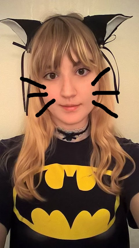 """DIY """"Emo"""" Kawaii Neko Ears"""