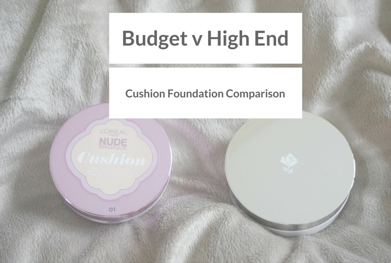 cushion foundation comparison