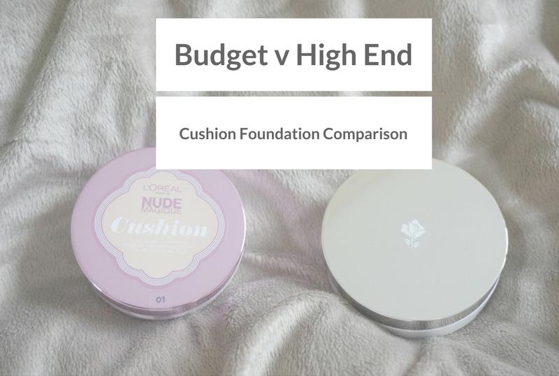 cushion foundation comparison