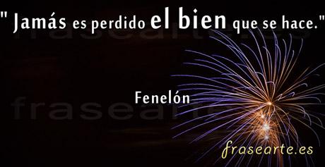 Frases famosas de Fenelón